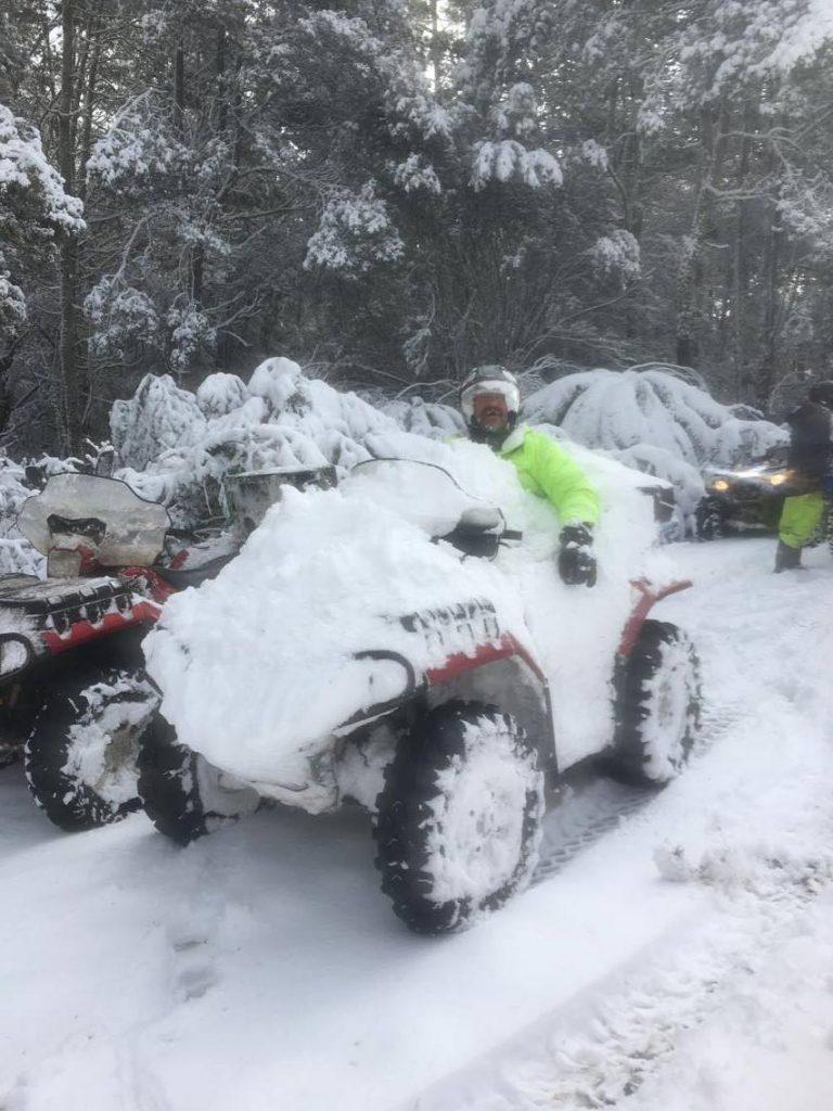 Winter Lakes Ride 2016