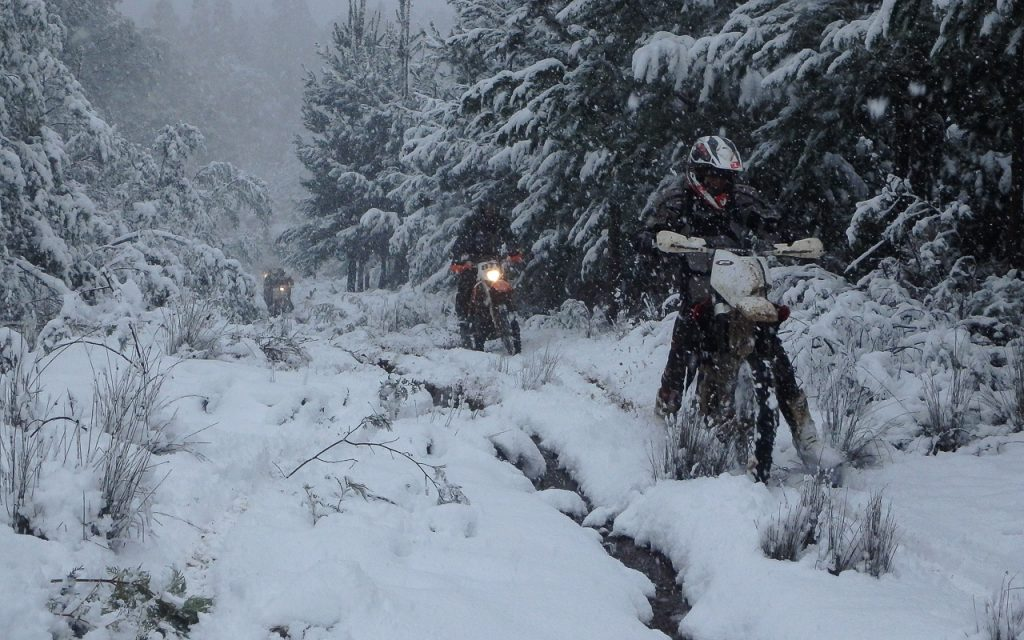 Winter Lakes Ride 2016